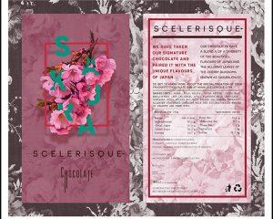 SCELERISQUE Chocolate Branding Project