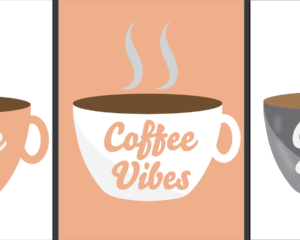 Coffee Vibes Design