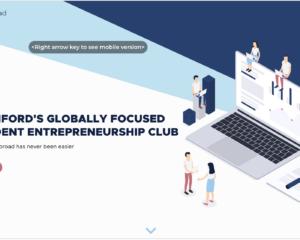 ASES Global Website Landing Page